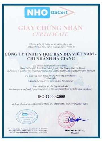 Certified Medicinal Garden