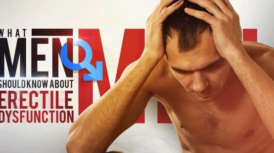 What's to know about erectile dysfunction?