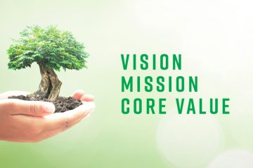 Vision, Mission & Core Values